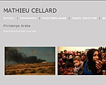 Mathieu Cellard creation de site pour photographe